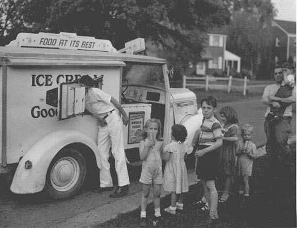 camión helados